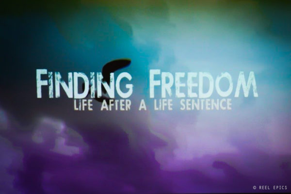 Finding Freedom opening credits